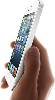 Apple's New iPhone 5 has 4-inch Retina Display