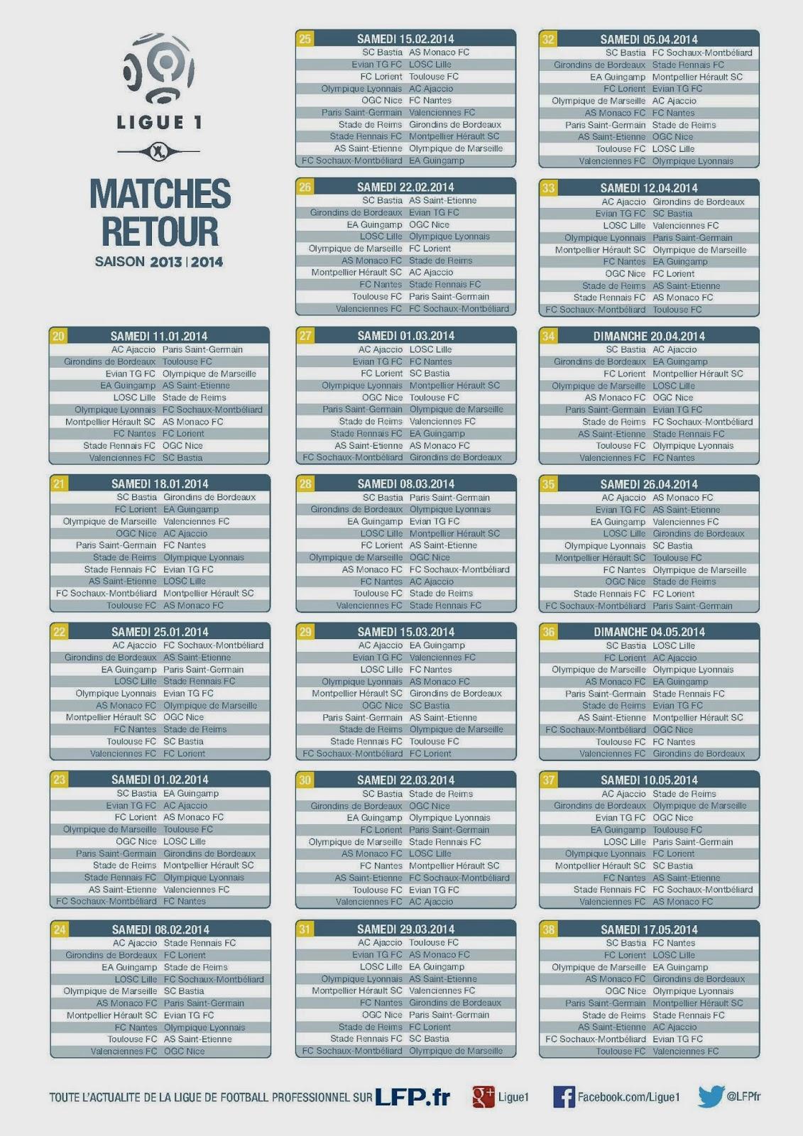 Crypt8 ts file csa jadwal lengkap liga perancis ligue 1 for Division 2 table 98 99