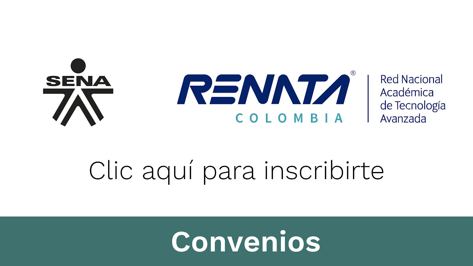 Alianza SENA - RENATA