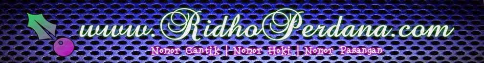 Nomor Cantik Ridho Perdana