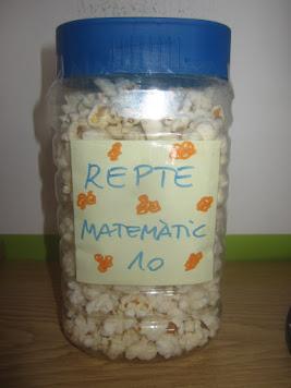 REPTE MATEMÀTIC 10