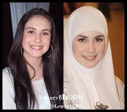 19 Februari Adalah Hari Kelahiran Arumi Bachsin - raxterbloom.blogspot.com