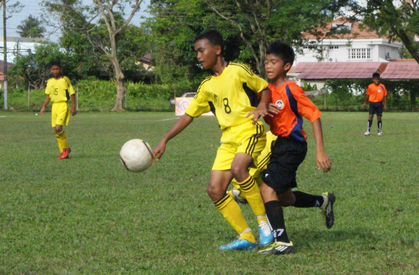 CC.03 – MBPJ (in al blue kit) vs Perlis (in all yellow kit)