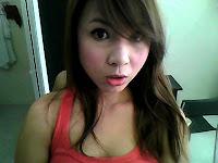 Gadis Melayu Cun Comel Putih Gebu