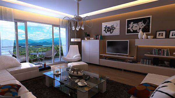 interior design 2014 modern bachelor pad decorating ideas