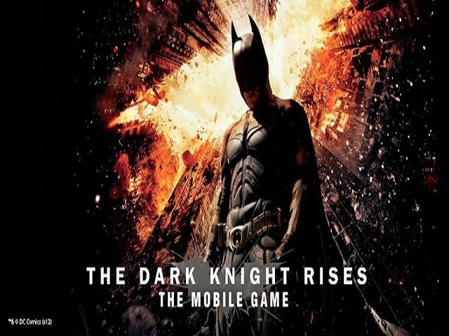 The Dark Knight Rises 1.1.4 Android Full İndir