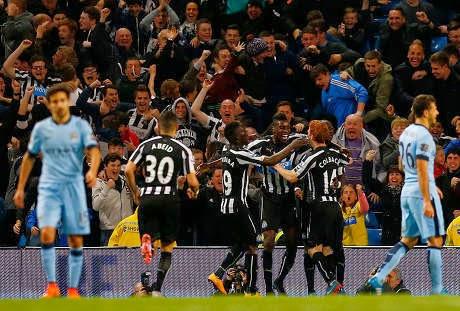 City Tersingkir Di Piala Liga Inggris
