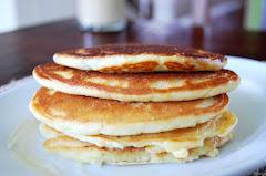 Pancakes (w/Carbquick)