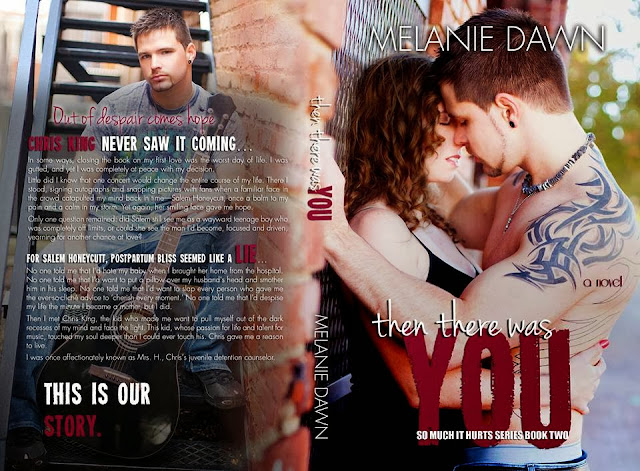 Cover Reveal || Giveaway   Then There Was You by Melanie Dawn
