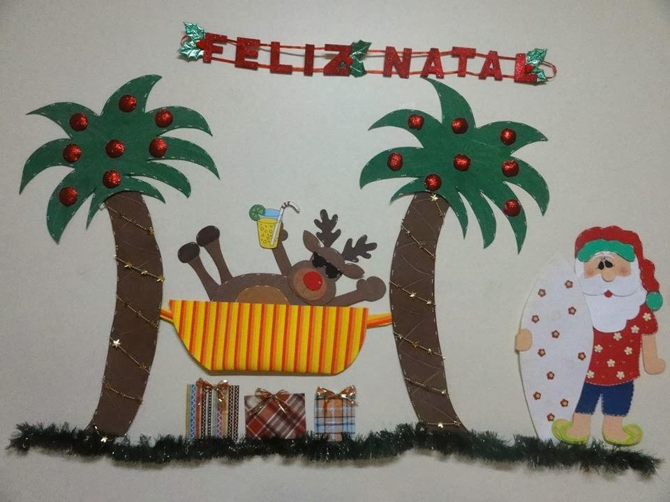 ideas para decorar la escuela en las navidades