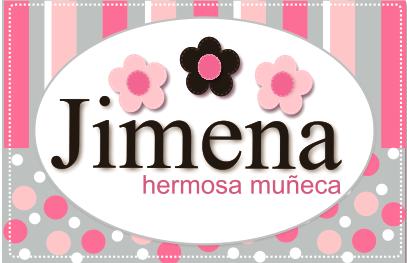 Jimena hermosa muñeca_accesorios para el cabello