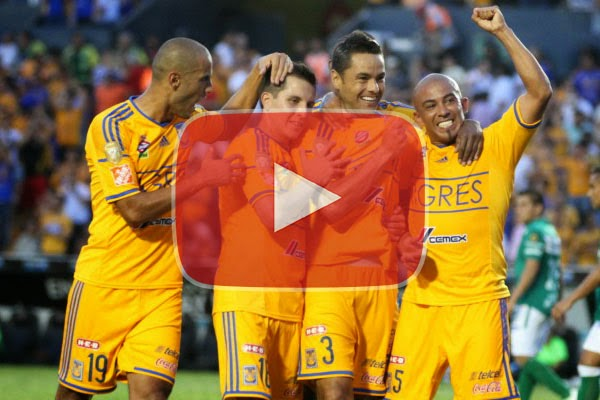 Tigres UANL vs Cruz Azul En Vivo