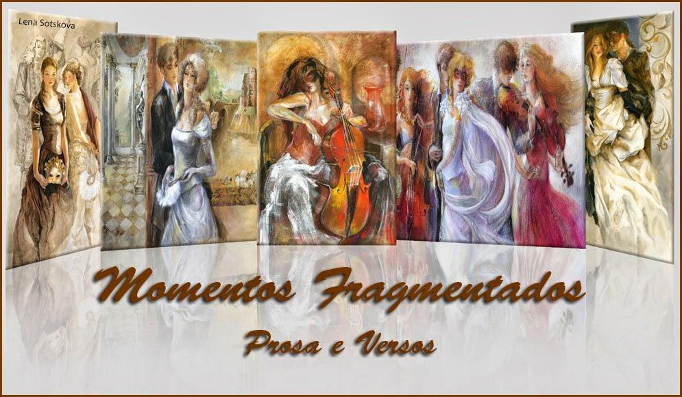 Momentos Fragmentados  (poemas)