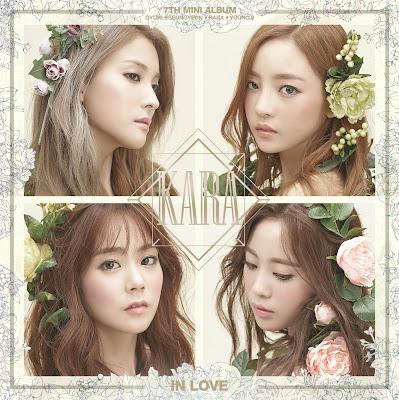 [Mini Album] In Love EP - KARA