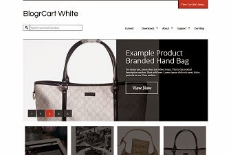 blogrcart white shopping ecommerce blogger template 2014 for blogger or blogspot and free download white blogger template, shopping blogger template, slider template,cart theme for blogger,professional blogger template 2014 2015