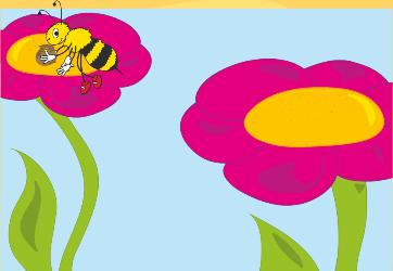 Βοήθησε τη μέλισσα.............