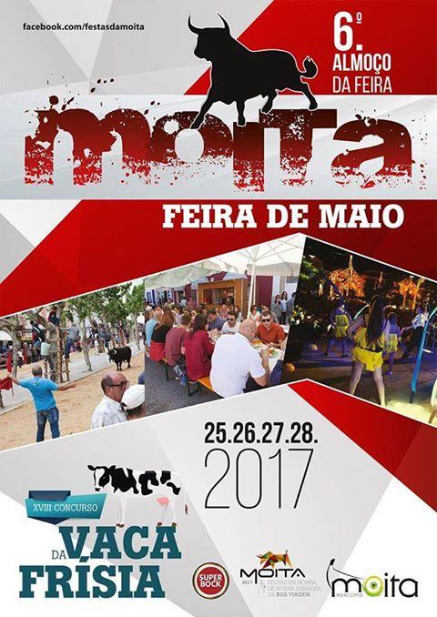 Moita do Ribatejo - Feira de Maio 2017: