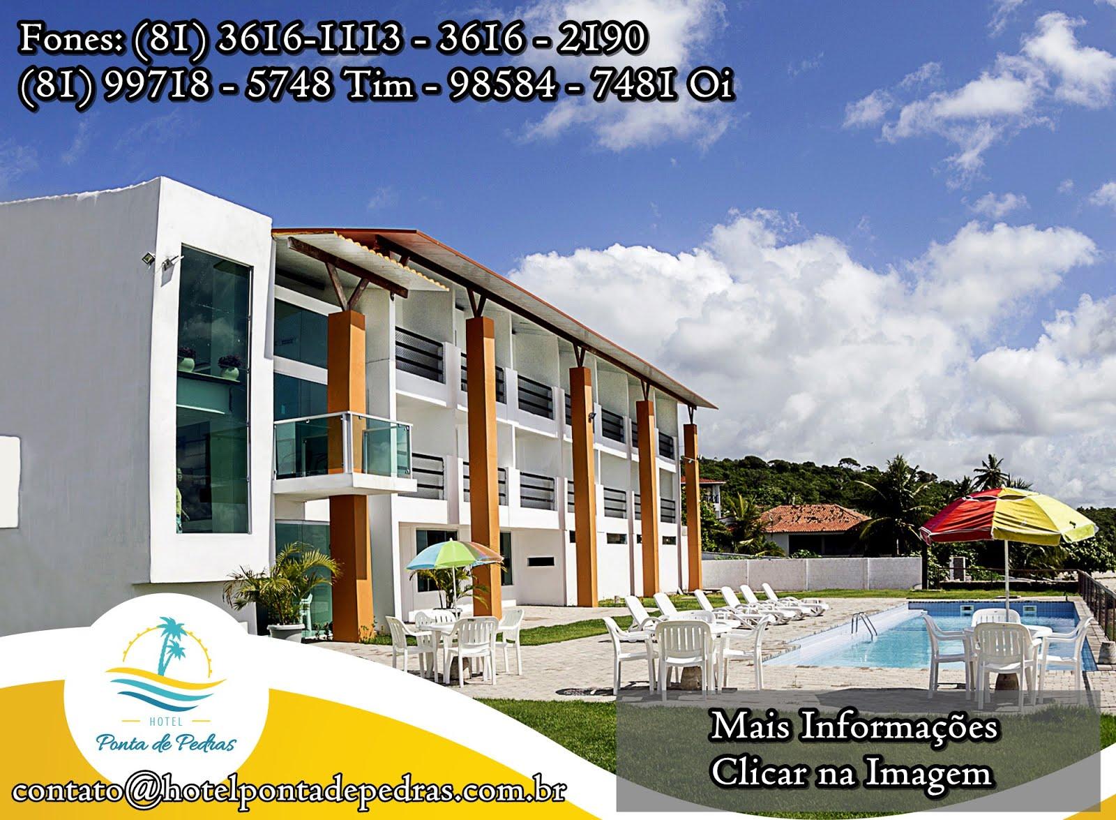 Divulgação: Hotel Ponta de Pedras