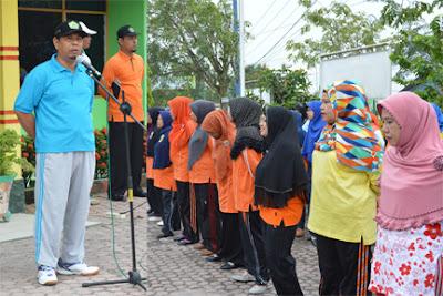 Pembukaan HAB Ke-70 Kemenag Kota Tanjungbalai Siapkan Ragam Pertandingan