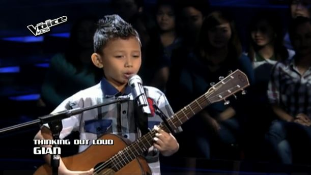 Gian Luigi Ale turns 3 chairs on 'The Voice Kids' Season 2