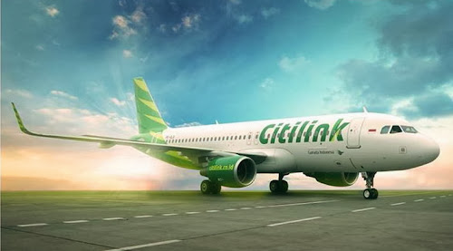 Citilink Sales Office, Counter Semarang