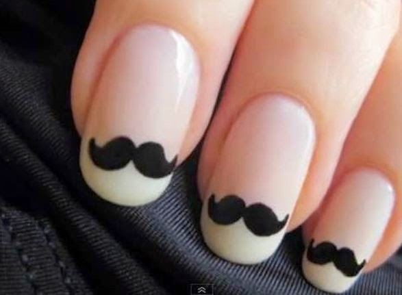 Hair nail art designs for short nails - Easy Nail Art Designs For Short Nails The Great Monkey Suit Nail