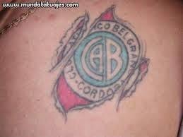 tatuaje belgrano de cordoba