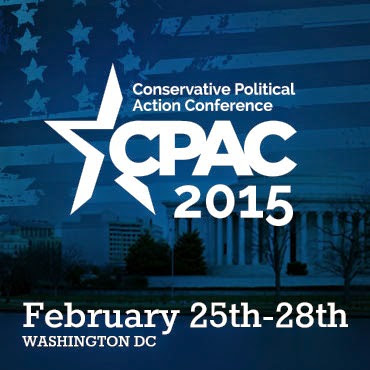 LISTEN LIVE TO THE AMERICAN MAVERICK SHOW AT CPAC! FRIDAY, FEB 27 1-3PM EST
