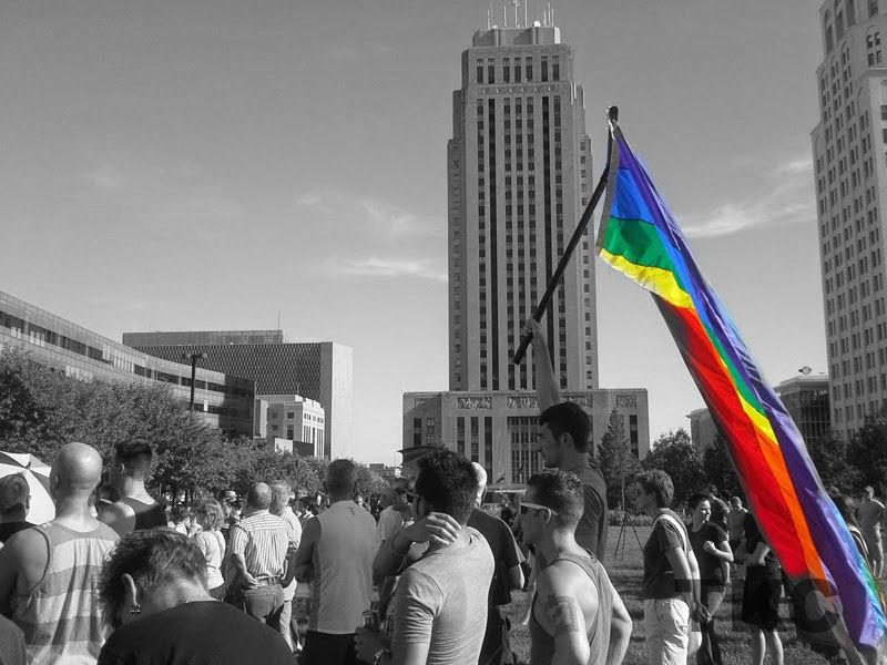 Kansas city gay hotel parties