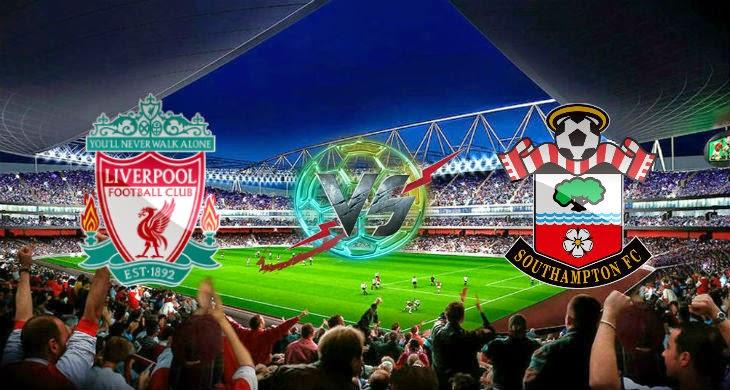 Prediksi Bola Liverpool vs Southampton 17 Agustus 2014
