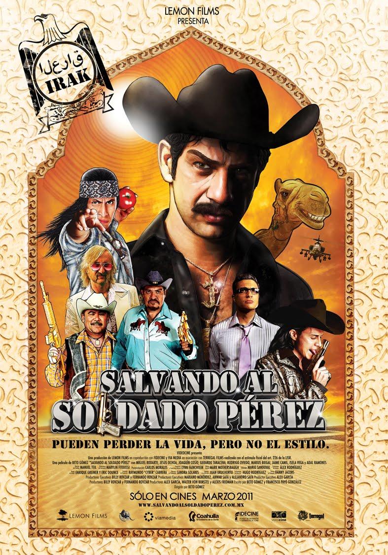 Salvando Al Soldado Perez [2011].