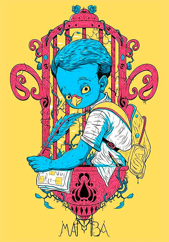 Ilustración de Jorge Carvajal