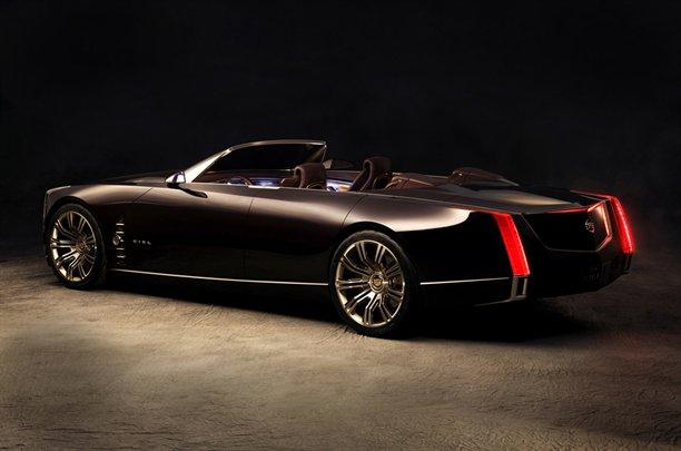 New Cadillac Ciel Concept
