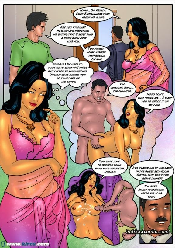 Nice hot sex story cartoon
