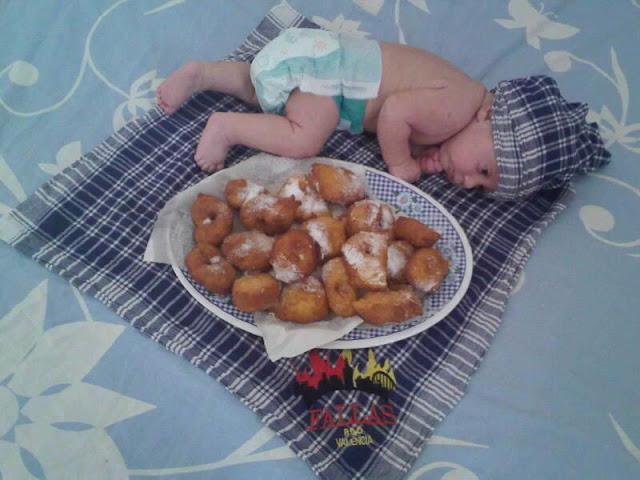 Riquisimos Buñuelos de Calabaza