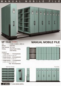 Distributor Jual Mobile File System Alba Jakarta