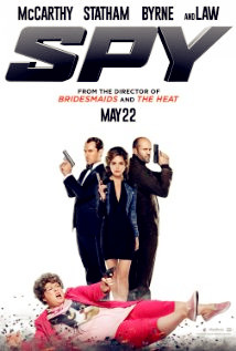 Sinopsis Film Spy 2015 (Jason Statham, Rose Byrne, Jude Law)