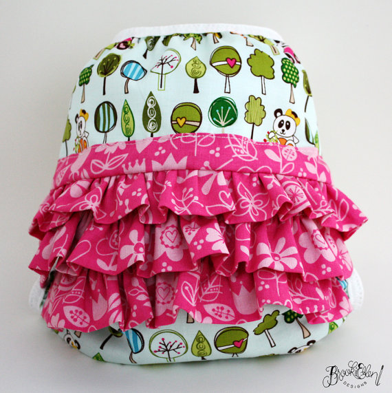 A Little Dancer Cloth Diaper Tutorial How To Add Leg Gussets