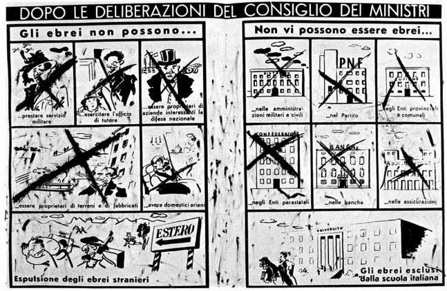 E successo solo tre generazioni fa notizie italia news for Chi fa le leggi in italia