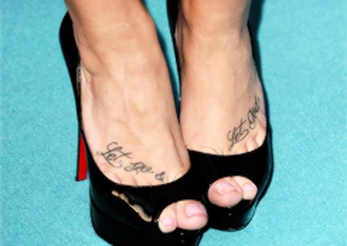 tatuagens da demi lovato