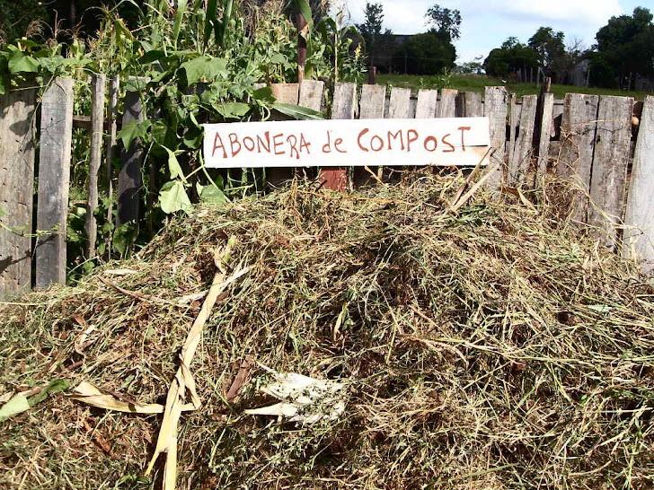 Abonera de Compost