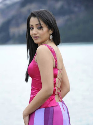 Cutie trisha in dress
