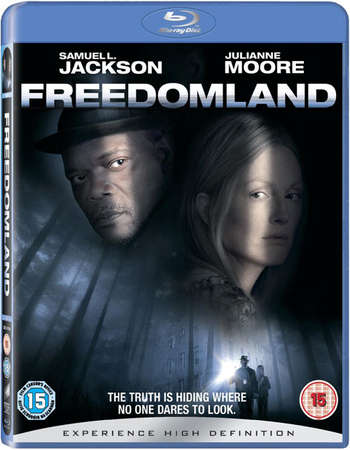 Poster Of Freedomland 2006 Dual Audio 720p  [Hindi - English] Free Download Watch Online