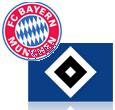 Live Stream FC Bayern München - Hamburger SV