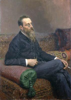 Nikolai Andreyevich Rimsky-Korsakov
