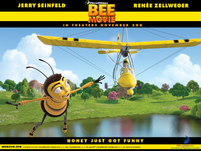 Cartel de la película Bee Movie
