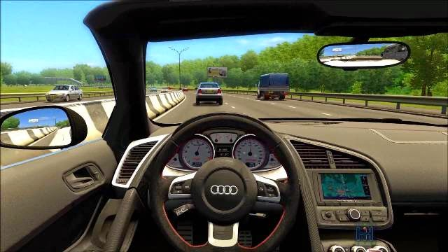 City Car Driving Gameplay PC Games
