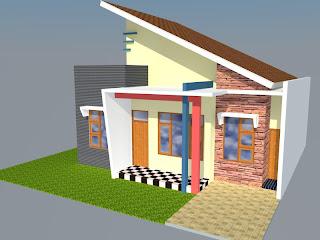 rumah idaman rumah type 80 minimalis