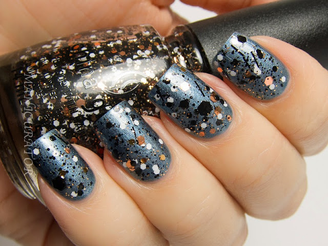 China Glaze Monsters Ball Boo-Gie Down and Take A Trek