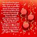 Professor Carlos Gusmão deseja Feliz Natal e um Ano Feliz aos bacabalenses